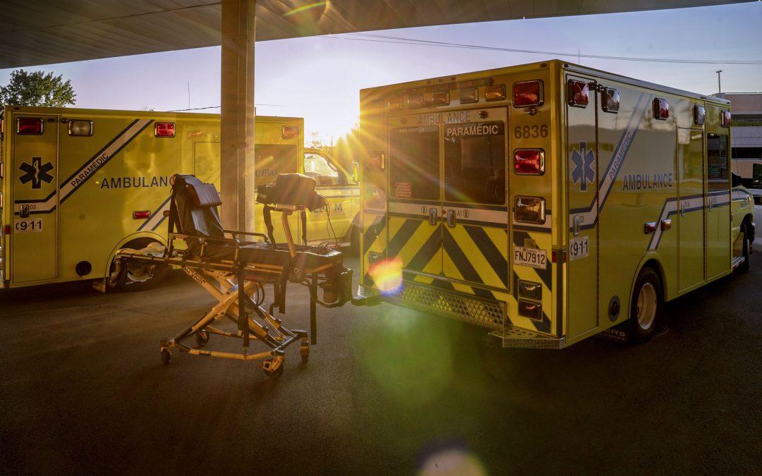 COVID-19 – La CETAM a transporté une centaine de cas suspectés depuis 12 jours