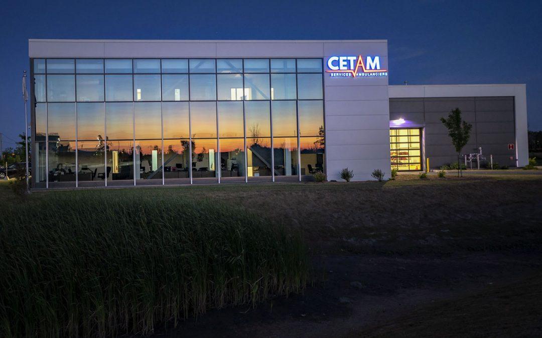 Une ambulance de plus pour la CETAM